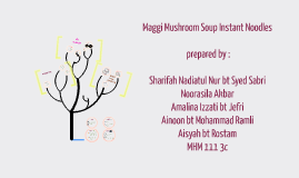 Copy of Maggi Mushroom Soup Instant Noodles