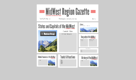 MidWest Region Gazette