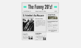 The Funny 20's!