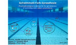 Schwimmstilsynästhesie