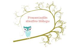 Presentación electivo biólogo