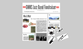 GMMS Jazz Band Fundraiser