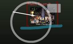 Math Team 7