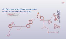 Técnicas de deteccion de aberraciones cromosómicas: citogenética, M-FISH, HGC