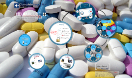 HD Barcode for Pharmaceutical Authentication