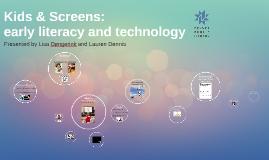 Kids & Screens- DCL