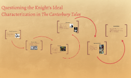 The Knigt's Ideal Characterization in the Canterbury Tales