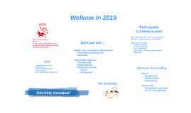 Nieuwjaarstoespraak 2018