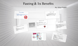 Fasting & Its Benefits