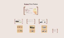 Kainai First Nation