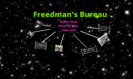 Freedmans' Bureau