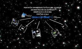 CEDIA E INTERNET 2