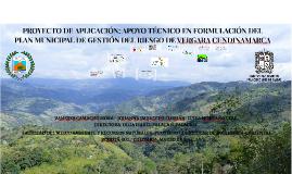 Copy of PROYECTO DE APLICACIÓN: APOYO TÉCNICO EN FORMULACIÓN DEL PLA