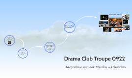 Drama Club Troupe 0922