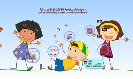Copy of Projekt: Przedszkole inaczej - czyli rozwijanie kreatywności