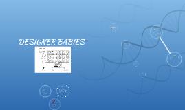 TOK-Designer Babies