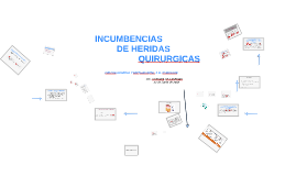 INCUMBENCIAS DE HERIDAS QUIRURGICAS