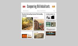 conquering old inhabitants