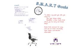 Copy of S.M.A.R.T. Goals