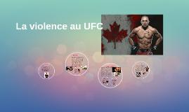La violence au UFC