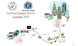 National Citizen Service!!