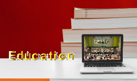 Copy of Education (Free Template)