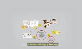 Copy of Literatura Griega y Romana