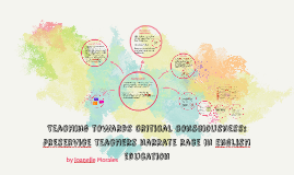 Teaching towards conscientizacao: preservice teachers narrat