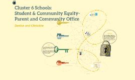 Cluster 6 schools