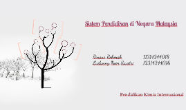 Sistem Pendidikan di Malaysia