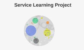 Service Learning Project: Eugene Reynosa
