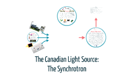 The Canadian Light Source: