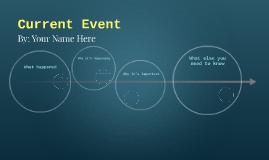 Copia di Current Event