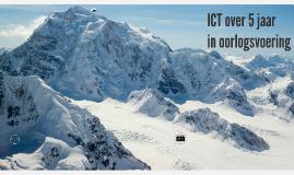 ICT over 5 jaar