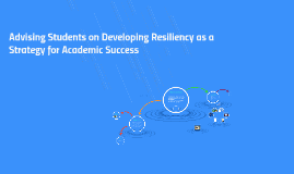 Advising Students on Developing Resiliency as a Strategy for