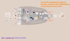 Copy of Itinerario