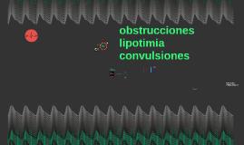 obstrucion