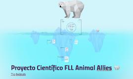 Copy of Proyecto Científico FLL
