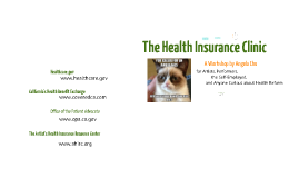 Copy of The Health Insurance Clinic