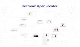 Accuracy of Apex Locator