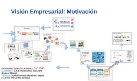 Motivación Visión Empresarial
