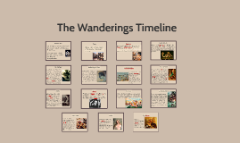 The Wandering Timeline