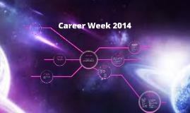 Career Week 2013
