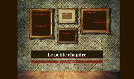 Le petite chapitre