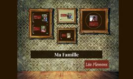 Projet de la Famille