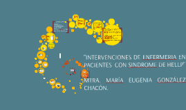 INTERVENCIONES DE ENFERMERIA EN LA ATENCIÓN A PACIENTES CON