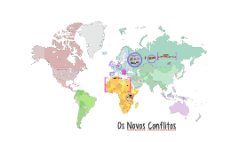 Os Novos Conflitos