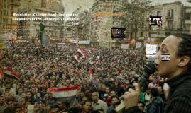 The Arab Revolutions
