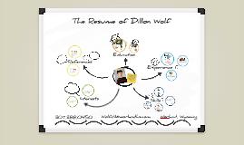 White Board Prezumé by Dillon Wolf