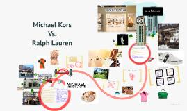Copy of Michael Kors & Ralph Lauren